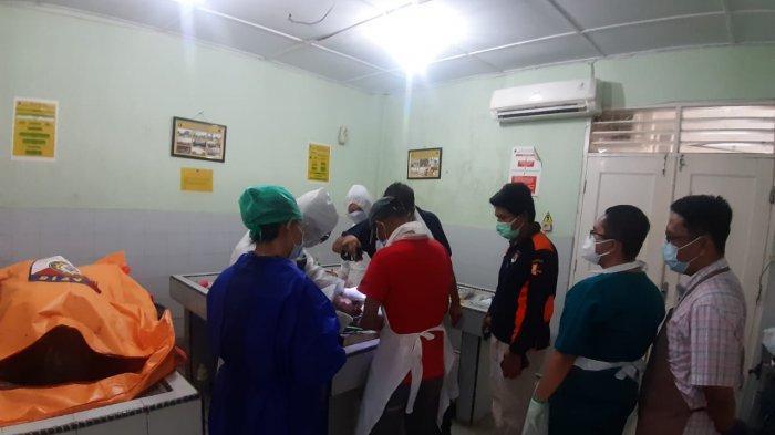 Hasil Otopsi Mayat Ibu dan Anak di Aceh Timur, Tengkorak Kepala Pecah, Tulang Iga dan Rahang Patah