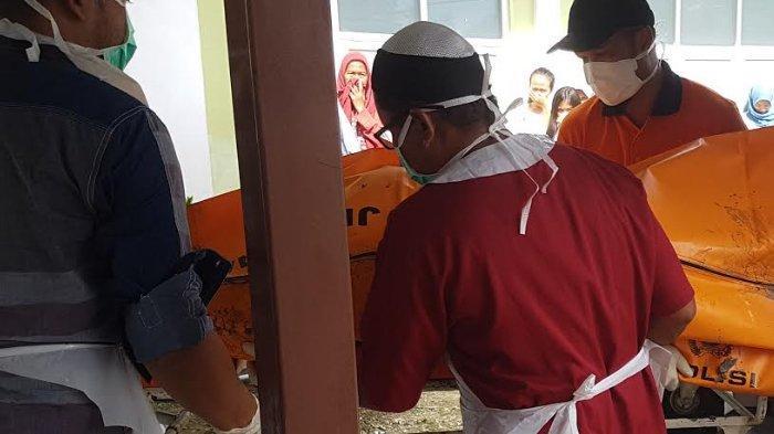 Mayat Wanita yang Terkubur di Rawa Tambak Baroh Langsa Lama Diduga Korban Pembunuhan
