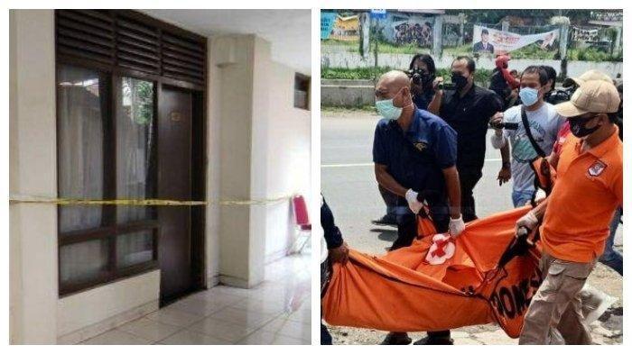 Wanita Tewas Dalam Lemari Hotel Ternyata Dibunuh Suami Siri, Pelaku Germo Jual Korban ke Pria Lain
