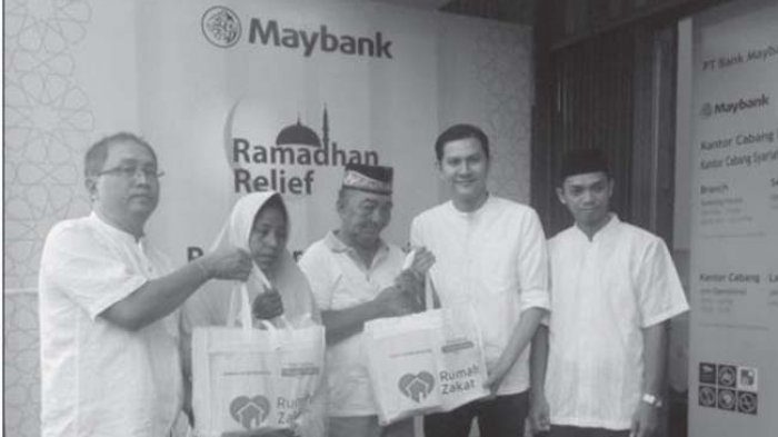 Maybank Indonesia Buka Puasa Bersama