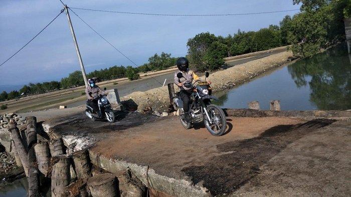 Soal Pembakaran Jembatan, Pemkab Pidie Surati Pemerintah Aceh