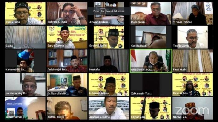 Gubernur Nova: Refleksi 16 Tahun Tsunami Momentum Kebangkitan Aceh dari Pandemi Covid-19