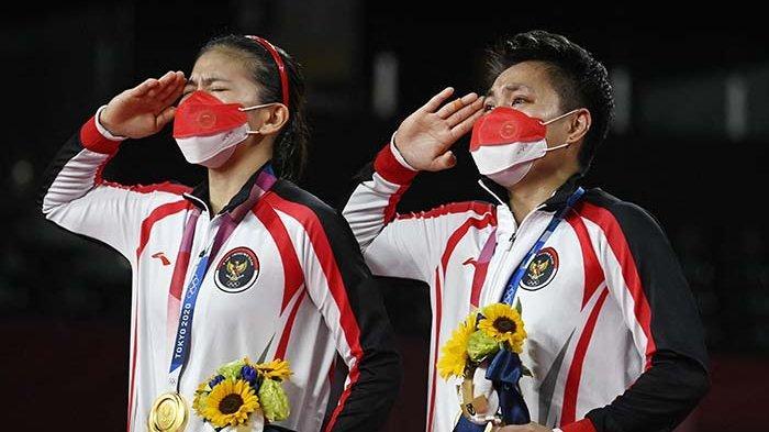 Salip Cina di Detik-detik Terakhir, AS Segel Juara Umum Olimpiade Tokyo 2020, Ini Posisi Indonesia