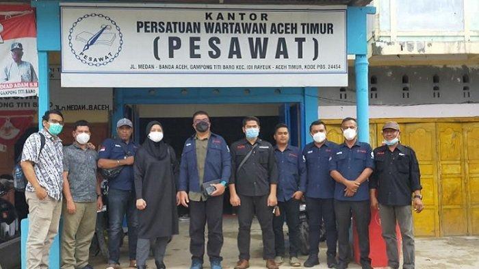 Perusahaan Migas Medco Terus Memperkuat Hubungan dengan Jurnalis Aceh Timur