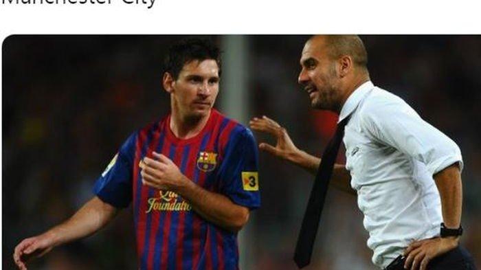3 Kandidat Pengganti Lionel Messi Jika Tinggalkan Barcelona ke Man City, Guardiola Beri Pesan Ini