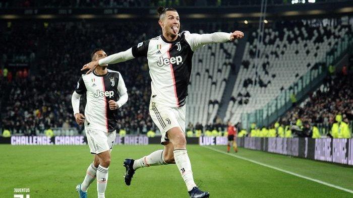Hasil Lengkap & Klasemen Liga Italia - Cristiano Ronaldo Borong Gol, Samai Top Scorer Ke-4 Juventus