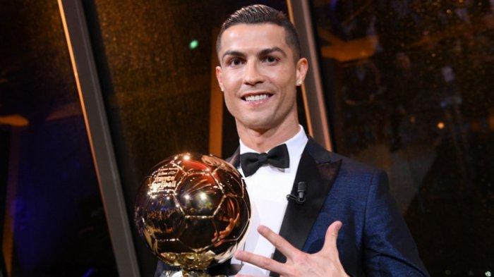 Inilah 5 Pemain Favorit Peraih Ballon d'Or, Termasuk  Kylian Mbappe dan Cristiano Ronaldo