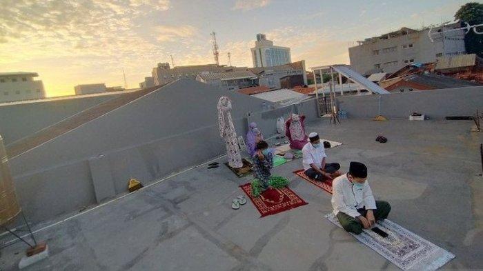 Berikut Tata Cara Shalat Idul Fitri 2021, Baik di Rumah Maupun Bersama dalam Masjid