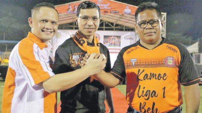 Persiraja Segera Berkompetisi di Liga 1, Wali Kota Berharap 'Lantak Laju' Bersaing di Papan Atas