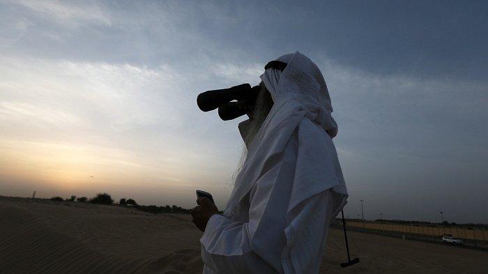 MA Arab Saudi Umumkan Idul Fitri Jumat Malam, Astronomi UEA Pastikan Minggu