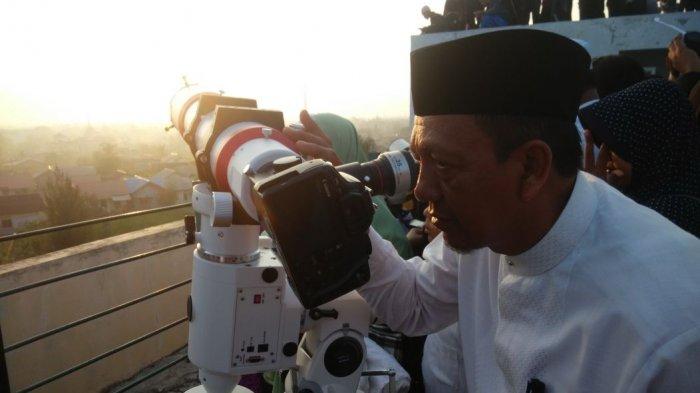 Kapan Hari Raya Idul Fitri? Besok Kemenag Aceh akan Pantau Hilal Syawal 1439 H di 7 Lokasi Ini