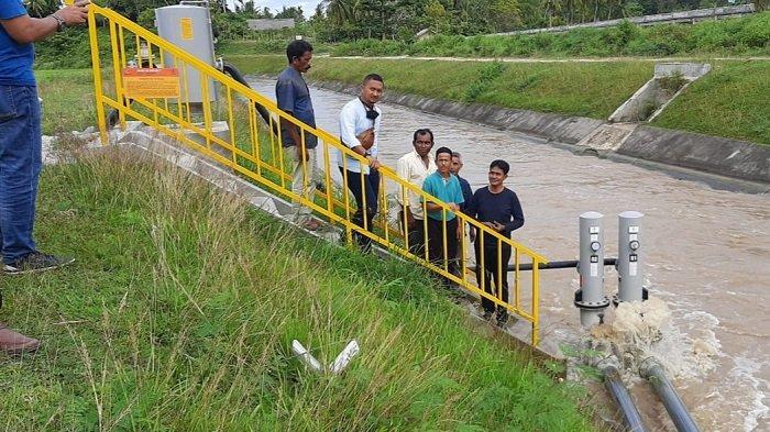 Bireuen Miliki Pompa Air Tanpa Listrik Dan Bbm Serambi Indonesia