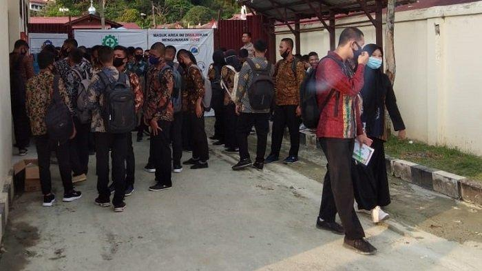 Seleksi Calon Bintara di Polres Aceh Selatan, 87 Peserta Lulus dan 70 Orang Dinyatakan Gugur