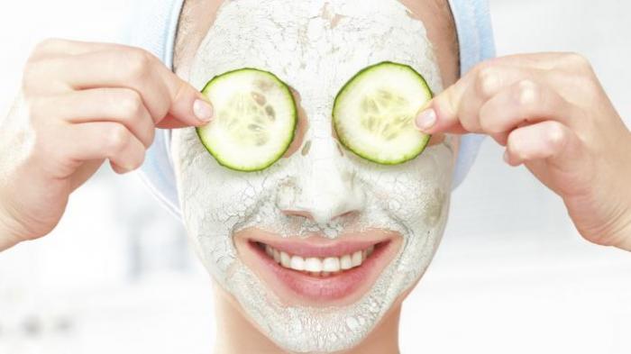 Ingin Buat Masker Alami yang Bagus Untuk Bersihkan Pori-Pori di Wajah ? Gunakan Bahan dan Resep Ini
