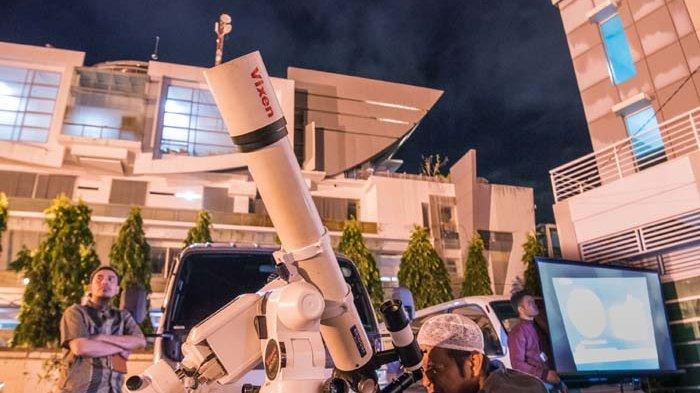 Dinilai Sukses dalam Mengenalkan Falakiyah,  Observatorium Hilal Aceh Jadi Contoh Nasional