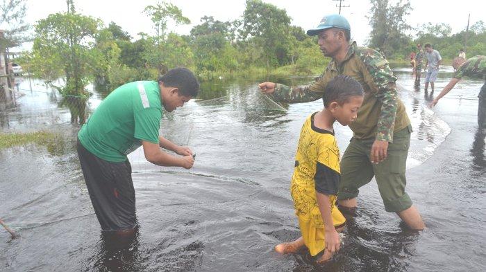 Pemerintah Dinilai Lambat Tangani Banjir