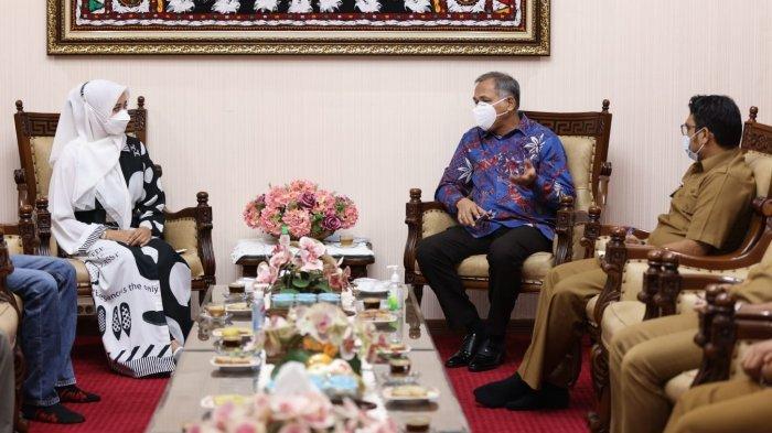 Gubernur Aceh Dukung Balap Sepeda Internasional