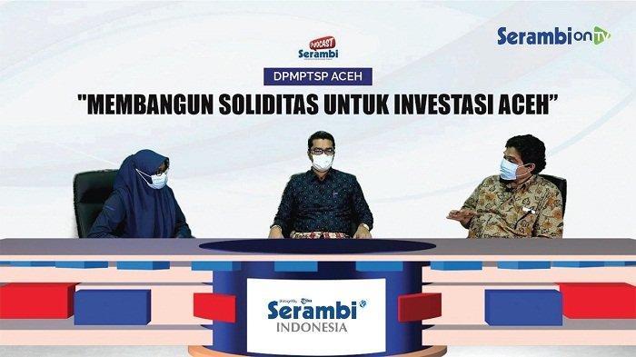 Investasi di Aceh Tumbuh Positif, Didominasi Sektor Energi dan Konstruksi