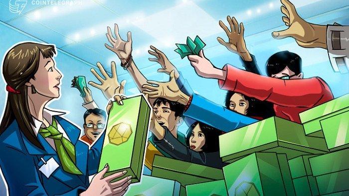 Ada Jual-Beli Lahan Virtual, Calon Pemilik Cukup Beli Pasir Dolar