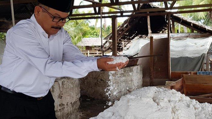 Industri Garam Pijay Bisa Serap Ribuan Pekerja