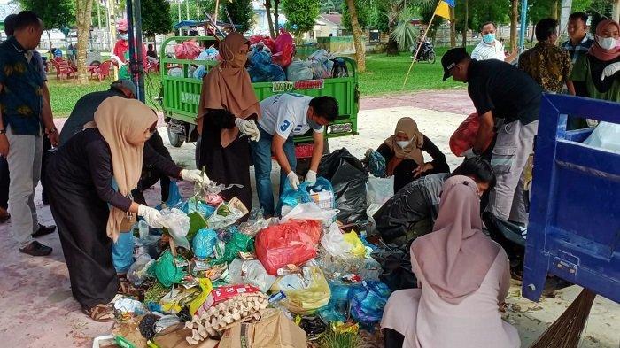 Kampung Kesehatan Budayakan Pilah Sampah dari Rumah Agar Bisa Didaur Ulang
