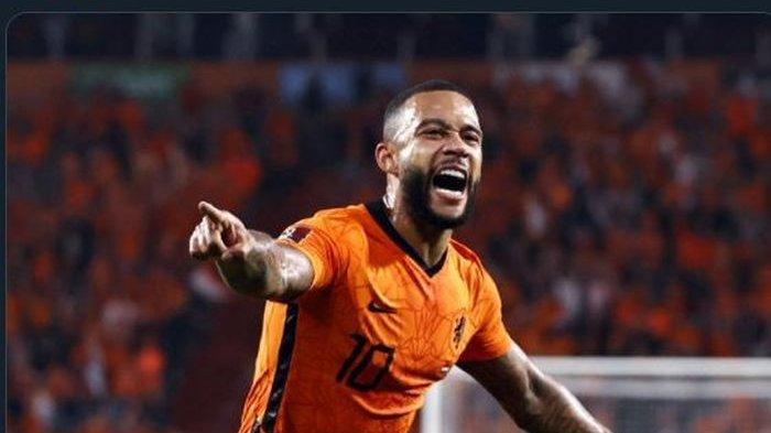 Hasil Lengkap Kualifikasi Piala Dunia 2022 - Belanda dan Turki Pesta Gol, Prancis Tertahan