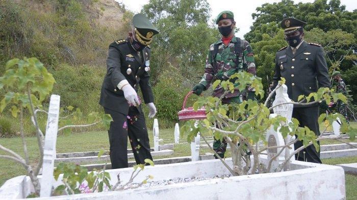 HUT Ke-75 TNI Dipusatkan di Korem