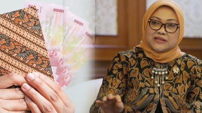 Menteri KetenagakerjaanIda Fauziyah Apresiasi Petugas Posko THR dan Pegawai Kemnaker yang Tak Mudik