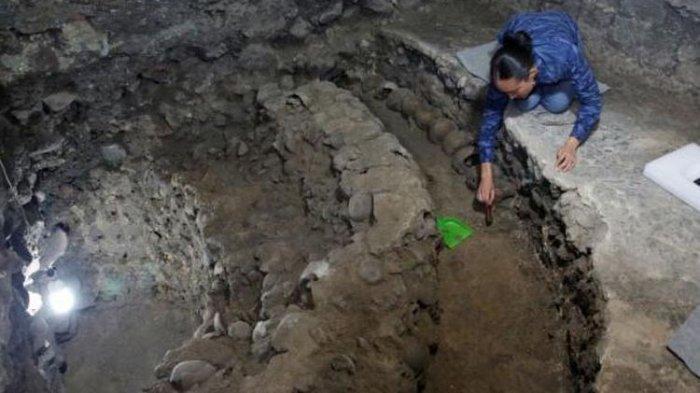 Ratusan Tulang Manusia Ditemukan di Menara Tengkorak, Termasuk Wanita dan Anak-anak