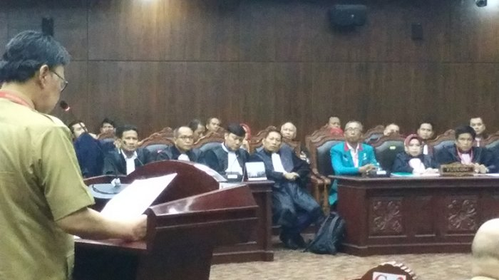 Judicial Review UU Pemilu - Pemerintah Kirim Menteri Ini ke Mahkamah Konstitusi