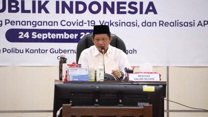 Mendagri Tito Karnavian MintaDaerah Berinovasi,Jangan Sampai PAD di Bawah 50 Persen
