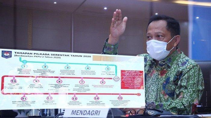 Begini Cara Penanganan Covid-19 di Sumatera Barat, Mendagri Tito Karnavian Beri Pujian
