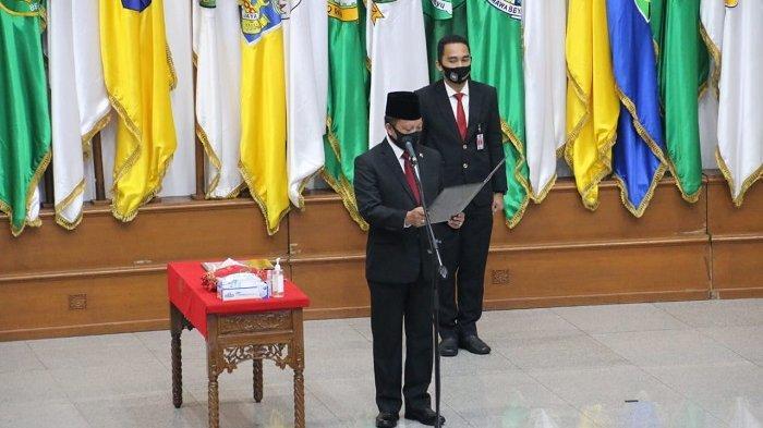 Lantik Putra Aceh di Eselon I, Mendagri Minta Hati-hati Kerja, Kantor bisa jadi Klaster Baru Covid