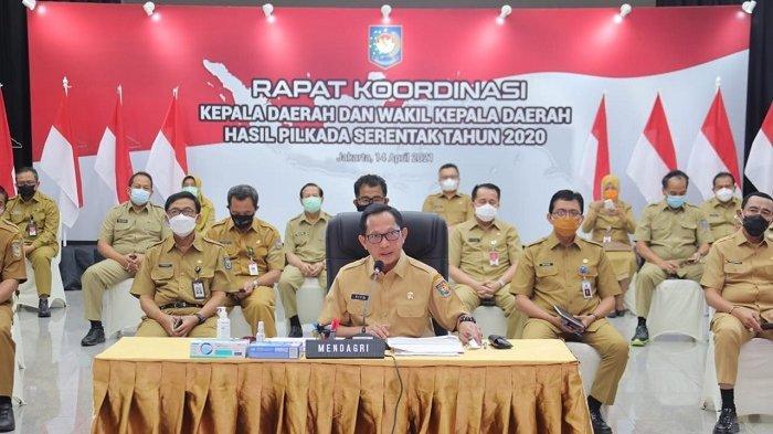 Kepala Daerah Terpilih Diimbau Kendalikan Laju Covid-19