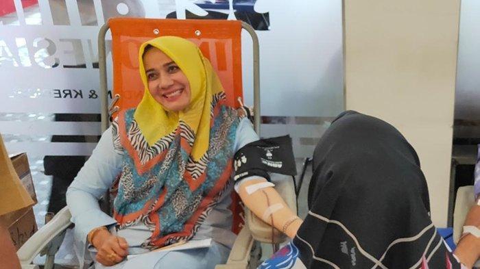 Serambi Indonesia dan Mifa Bersaudara Gelar Donor Darah, Masih Berlangsung Hingga Sore