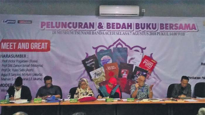 Hubungan Aceh dengan Puisi Ibarat Suami dan Istri