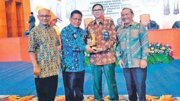 Banda Aceh Terima Anugerah KASN 2018