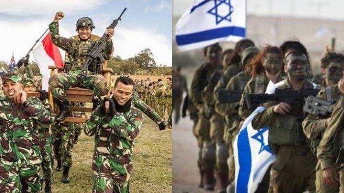 Semena-mena Terhadap Palestina, Ternyata Tentara Israel Tak Jarang Dipecundangi TNI