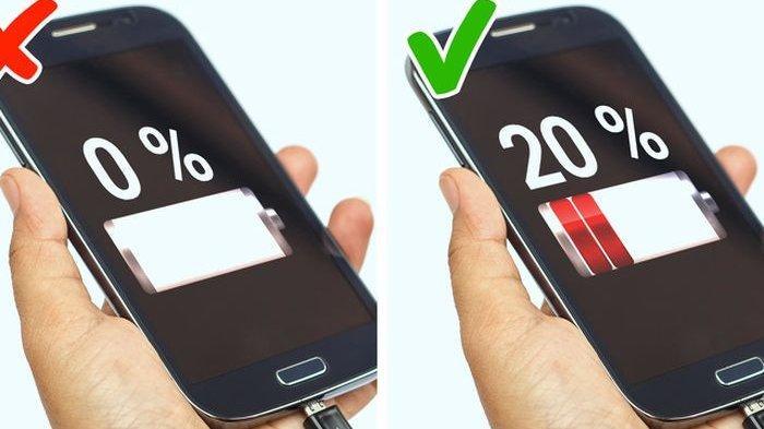 Mahasiswa Ini Temukan Cara Agar Baterai Ponsel Tahan Lama, Jangan Lakukan Kesalahan Ini