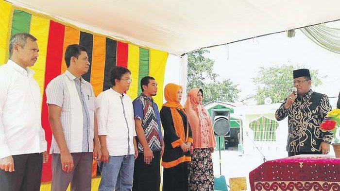 Komite Smpn 2 Banda Aceh Dikukuhkan Serambi Indonesia