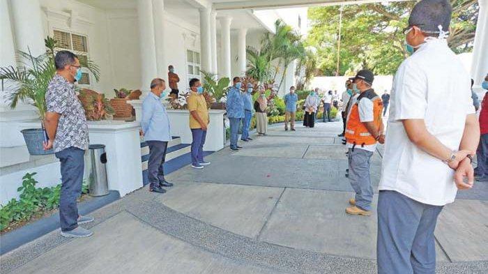 Covid 19 Mencemaskan Banda Aceh Akan Berlakukan Partial Lockdown Ini 15 Langkah Yang Akan Diambil Serambi Indonesia