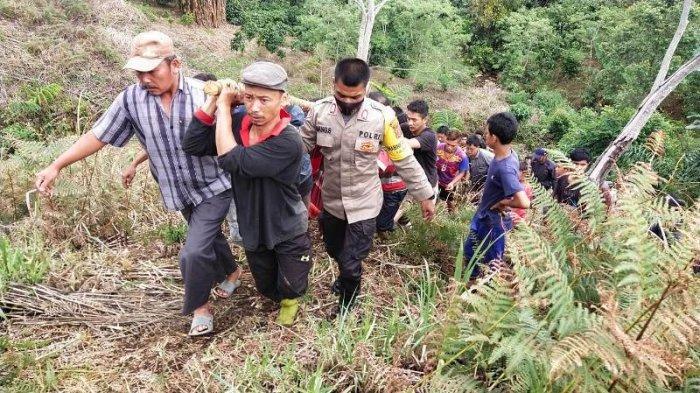 Tragis! Warga Bener Meriah Ditemukan Meninggal Terjepit Mobil di Jurang, Sempat Dilaporkan Hilang
