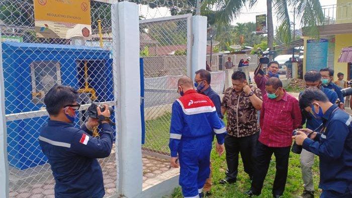 1,5 Juta Rumah dari Aceh – Belawan Berpotensi Tersambung Jargas