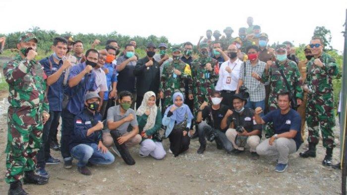 Kadispenad Brigjen Nefra Firdaus Ajak Media Massa Ikut Lomba Karya Jurnalistik TMMD