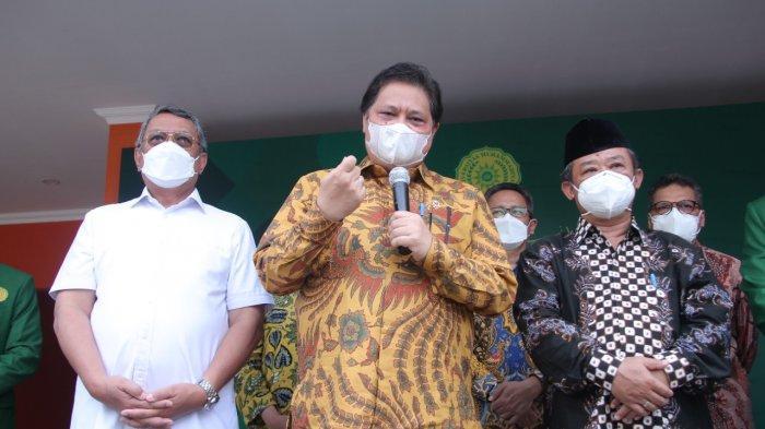 Jadi Keynote Speech Pengenalan Mahasiswa Baru Unmuha Jakarta, Ini Pidato Lengkap Menko Airlangga