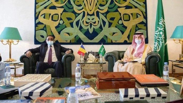 Putra Mahkota Arab Saudi Terima Pesan dari Kepala Dewan Militer Transisi Chad, Ini Harapannya