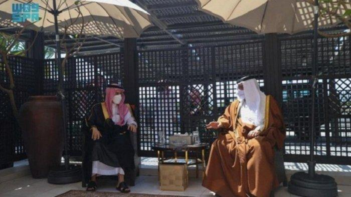 Arab Saudi dan Bahrain Perkuat Kerjasama, Targetkan Kurangi Campur Tangan Iran dan Turki di Teluk