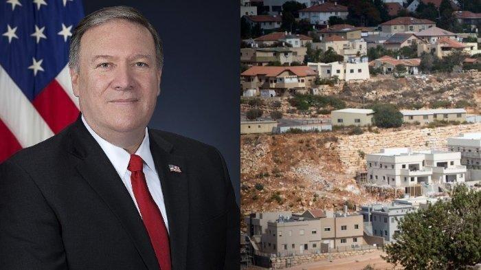 Sebut Pemukiman Israel di West Bank Tidak Langgar Hukum Internasional, AS Buat Warga Palestina Marah