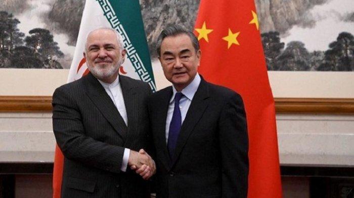 Musuh AS, China dan Iran Bergerak Maju, Sepakati Pakta Kerjasama Selama 25 Tahun