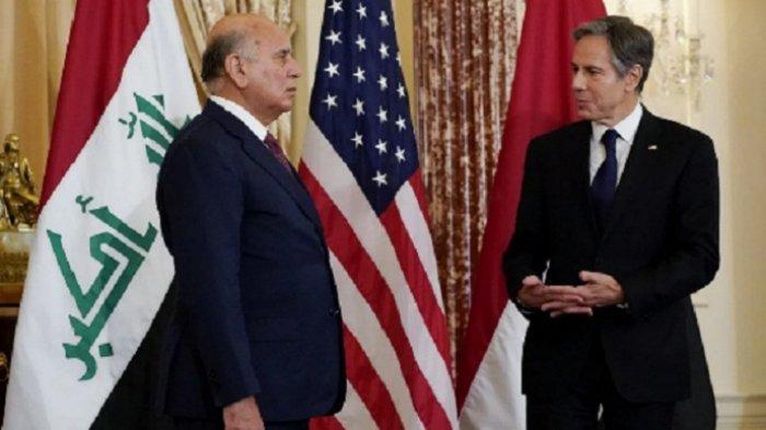 Ironis, Serangan Milisi Iran ke Pasukan AS, Jelang Pertemuan Perdana Menteri Irak dengan Joe Biden